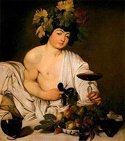 Bacchus vin dieu