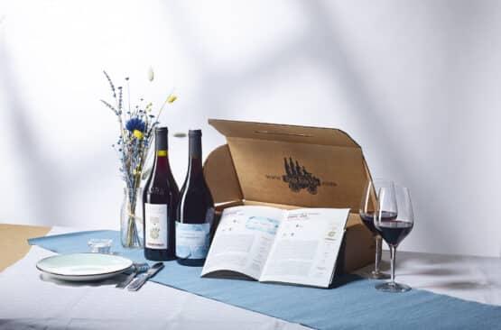 abonnement box vin rouge