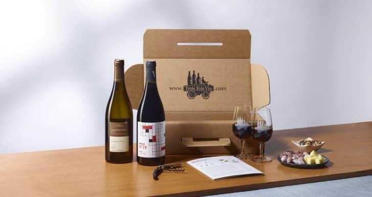 abonnement box vin découverte cadeau