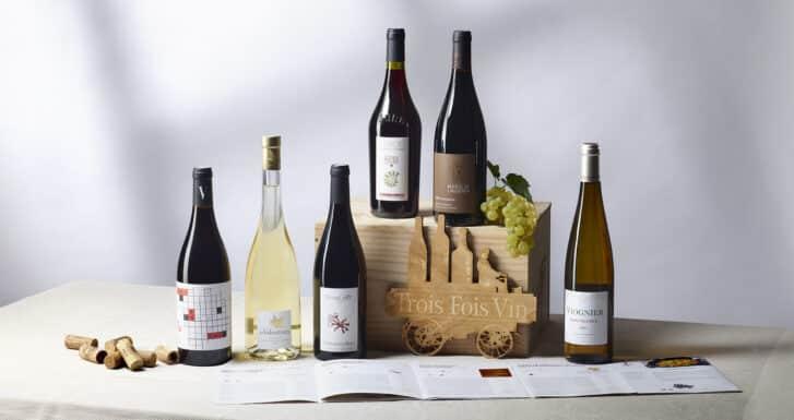 abonnement box vin rares