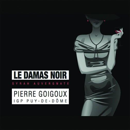 Domaine Pierre Goigoux PUY DE DÔME 2019 Le Damas Noir