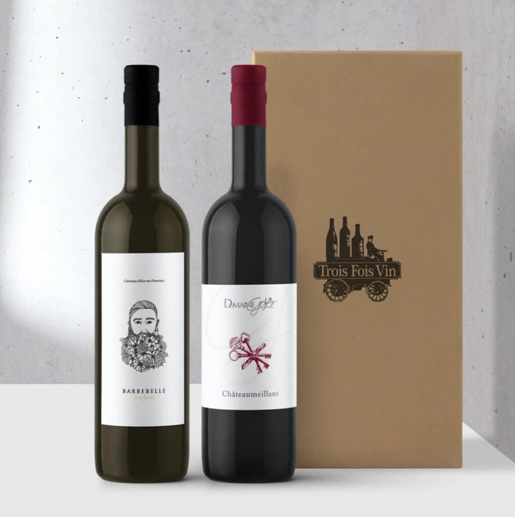 abonnements box vin