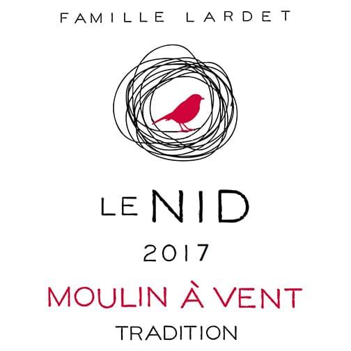 Maison Le Nid MOULIN À VENT 2017 Tradition
