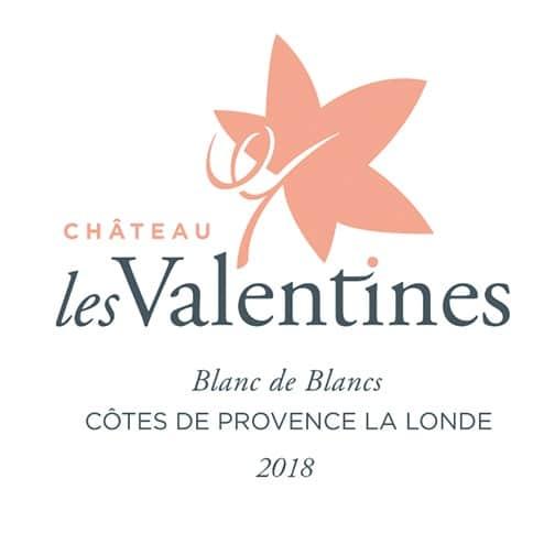 Château Les Valentines CÔTES DE PROVENCE LA LONDE 2019